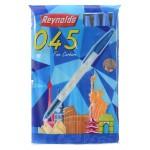 Reynolds 045 Stick Ballpoint Pen, Blue- Pack of 10